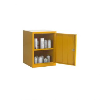 CB15F Single Door Flammable Cabinet