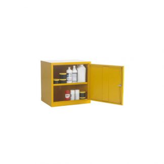 CB16F Single Door Flammable Cabinet