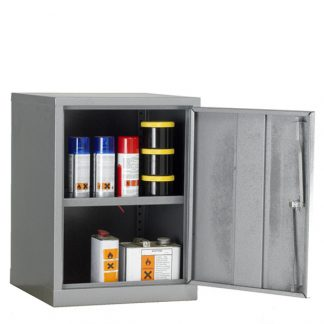 CB16C Single Door COSHH Storage Cabinet