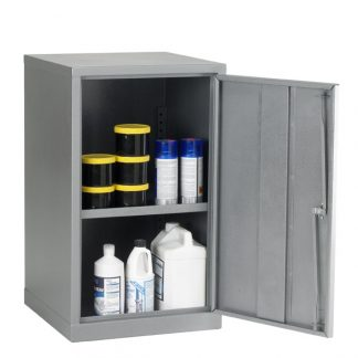 CB1C Single Door COSHH Storage Cabinet
