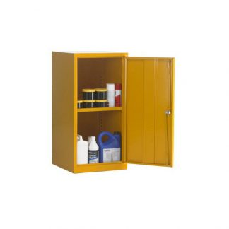 CB2F Single Door Flammable Cabinet