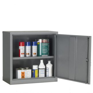 CB3C Single Door COSHH Storage Cabinet