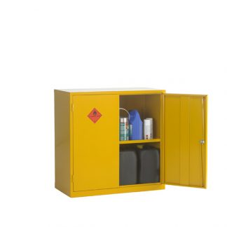 CB5F Double Door Flammable Cabinet