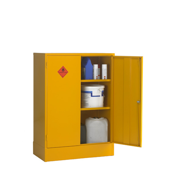 Cb6f Double Door Flammable Storage Cabinet Sc Cabinets