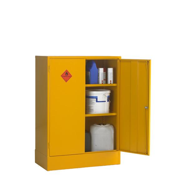Double Door Cabinet Storage: CB6F Double Door Flammable Storage Cabinet
