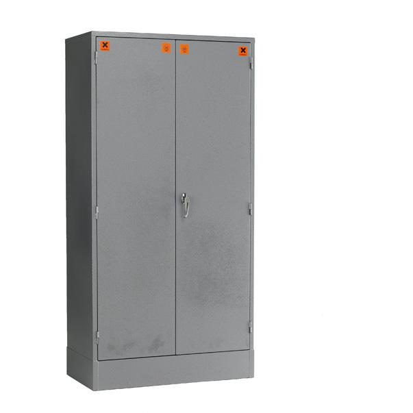 Double Door Cabinet Storage: CB8C Double Door COSHH Storage Cabinet
