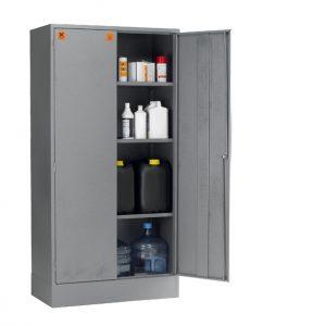 CB8C Double Door COSHH Cabinet
