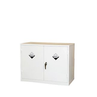 AC4 Double Door Acid Storage Cabinet