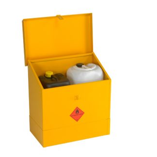 CB11F Small Sloping Flammable Liquid Storage Bin