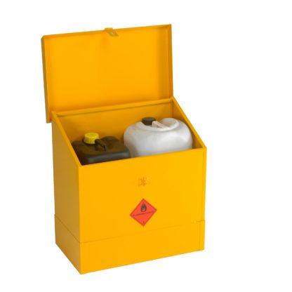 CB11F Small Sloping Flammable Liquid Storage Bin