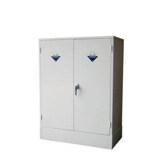 AC6 Double Door Acid Storage Cabinet
