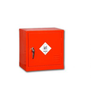 CB13P Single Door Pesticide Storage Cabinet