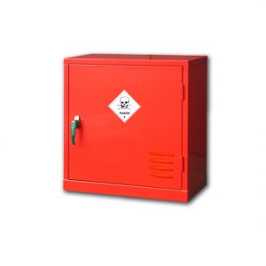 CB16P Single Door Pesticide Storage Cabinet