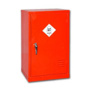 CB1P Single Door Pesticide Storage Cabinet