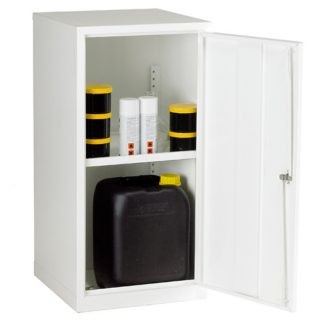 AC2 Single Door Acid Storage Cabinet