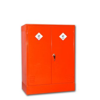CB6P Double Door Pesticide Storage Cabinet