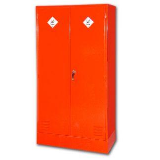CB7P Double Door Pesticide Storage Cabinet