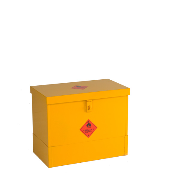 Lovely CB9F Small Flat Flammable Liquid Storage Bin