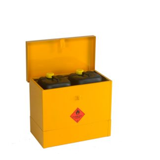 CB9F Small Flat Flammable Liquid Storage Bin