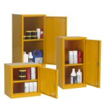 Flammable Storage Single Doors